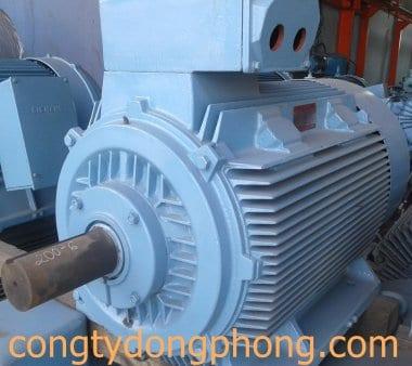 mô tơ điện cũ công suất lớn