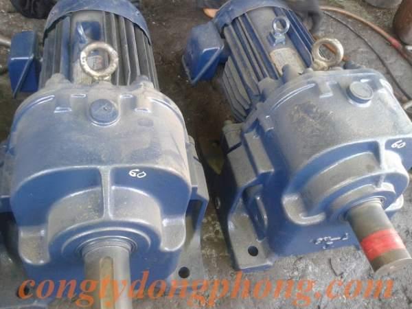motor-giam-toc-cu-mitsubishi-3hp-i60