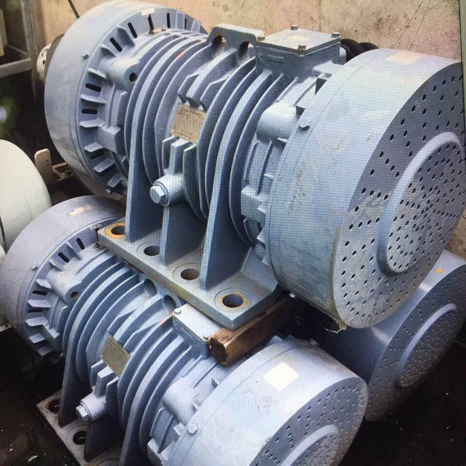 motor rung cũ nhật bản